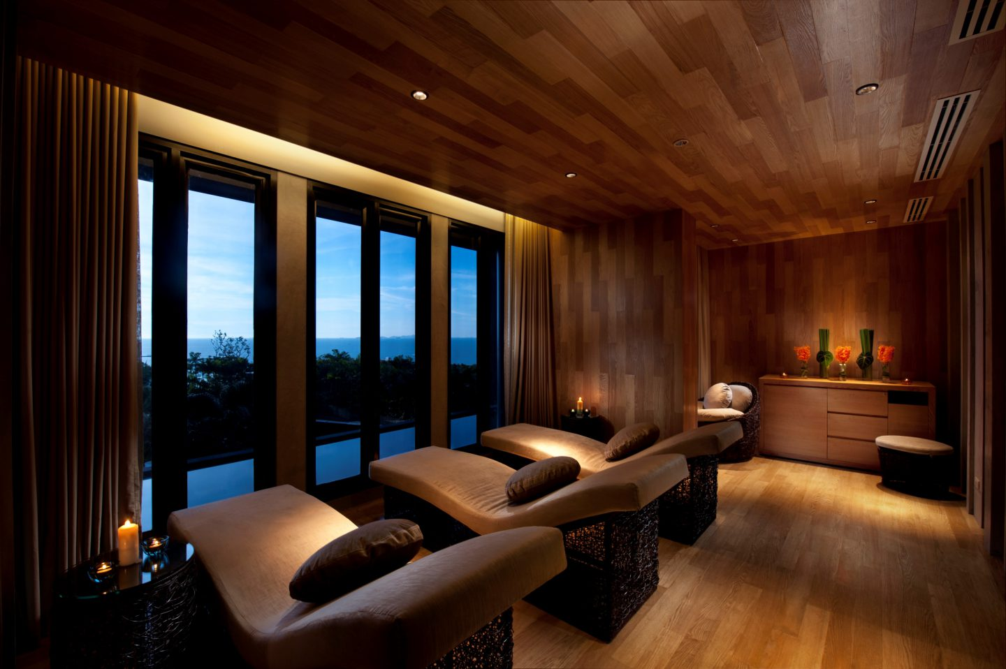 eforea Relaxation Room